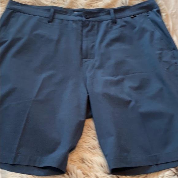 Travis Matthew golf shorts